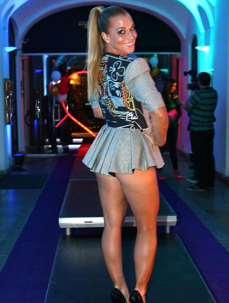 Las mejores fotos de la tenista Simona Halep desnuda