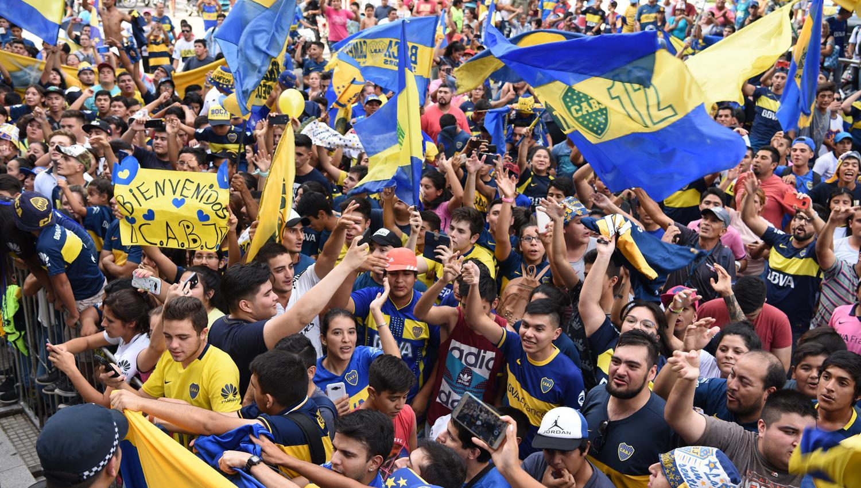 Boca rescató un agónico empate en Tucumán