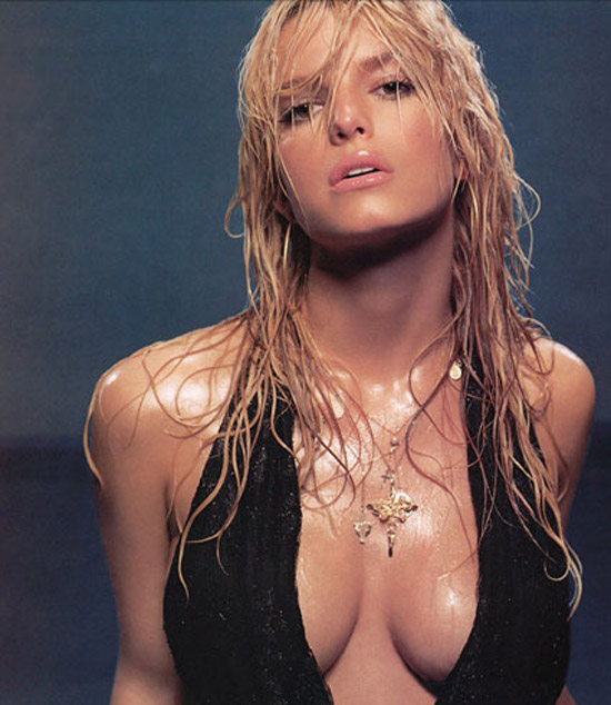 Jessica Simpson desnuda desnuda