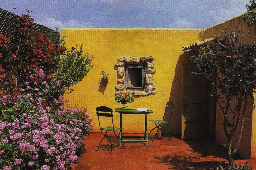 Los colores de las pasarelas se trasladaron a las paredes - Color vison paredes ...