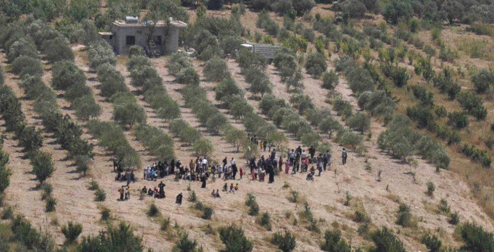 Unas 9.000 personas esperan para escapar de Siria - La Gaceta