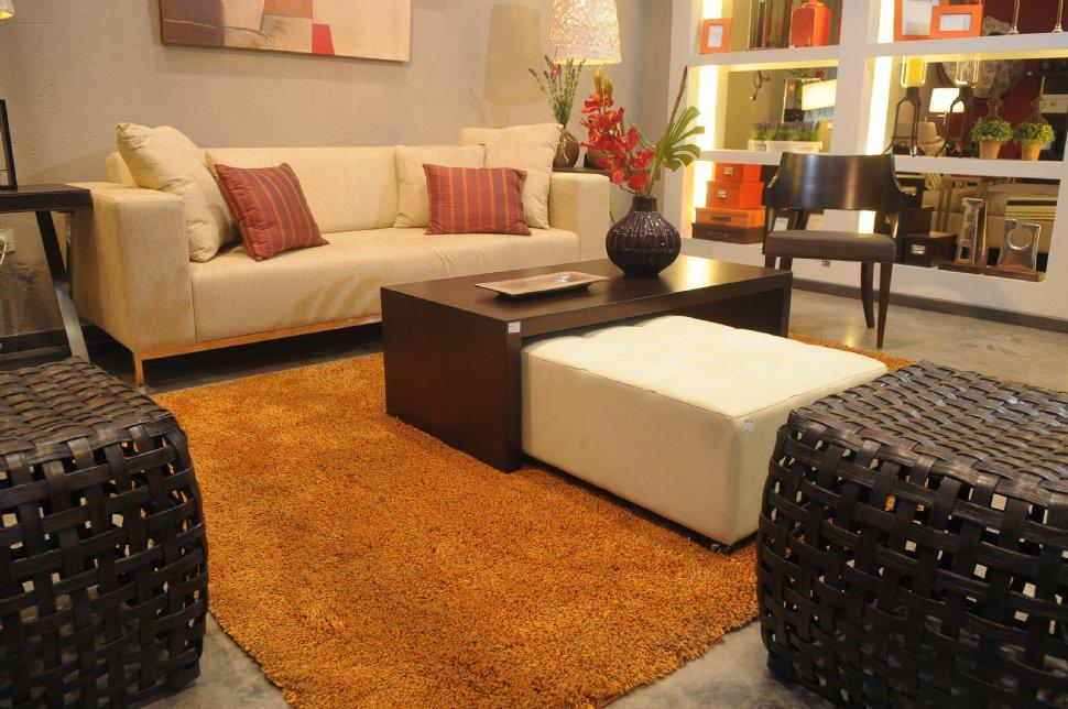 Una buena alfombra realza y alegra el living la gaceta for Alfombras buenas