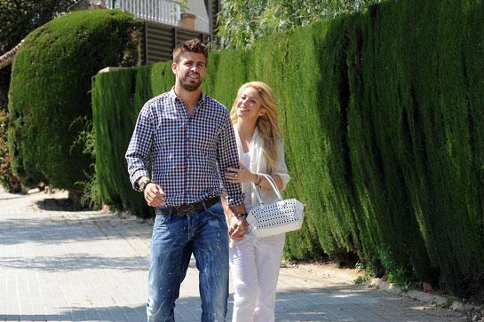 Shakira y piqu se separan la gaceta - Sitios para casarse en barcelona ...