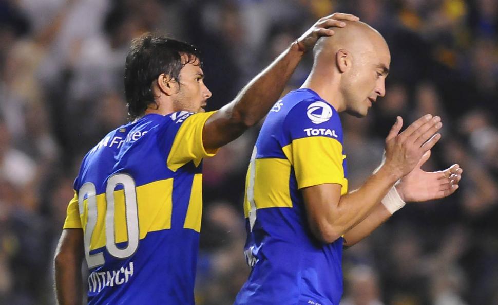 Boca le gana a Estudiantes y es el nuevo líder