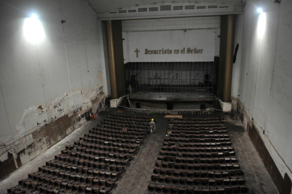 La provincia invertir 16 millones en restaurar el ex - Restaurar paredes viejas ...