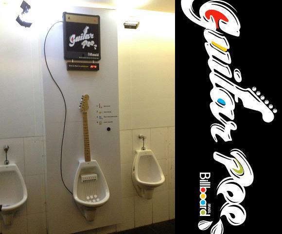 inventan una guitarra que funciona con orina taringa