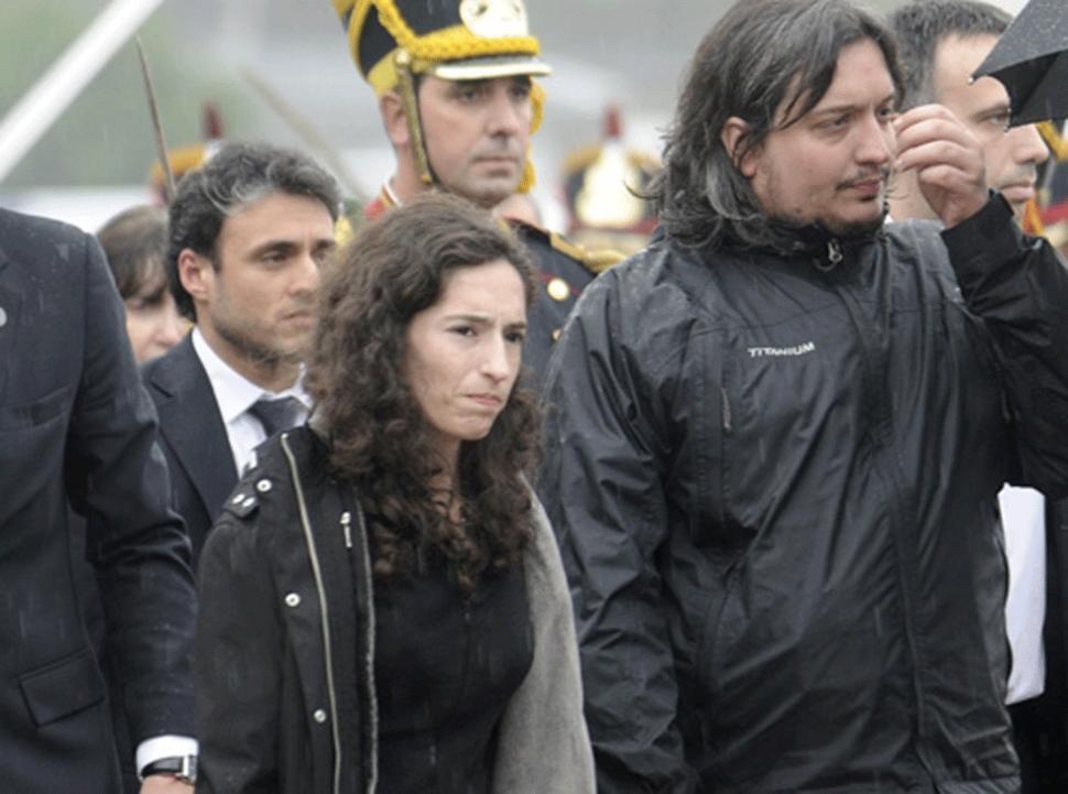 Internaron a la suegra de Máximo Kirchner