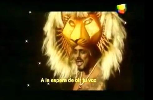 """Ricardo Fort : """"Rey León"""""""