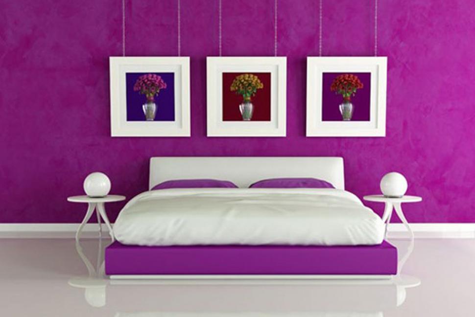 Si tu cuarto es púrpura, tendrás más sexo - La Gaceta