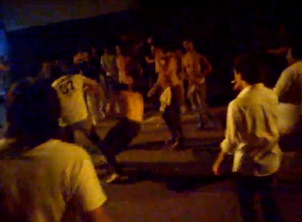 Club de peleas al desnudo - 1 part 1