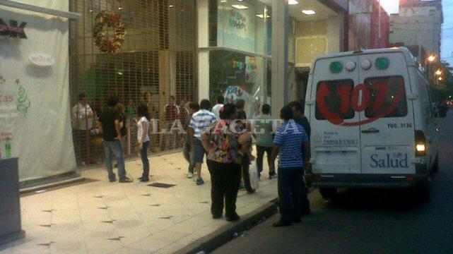 Saqueos en Tucumán