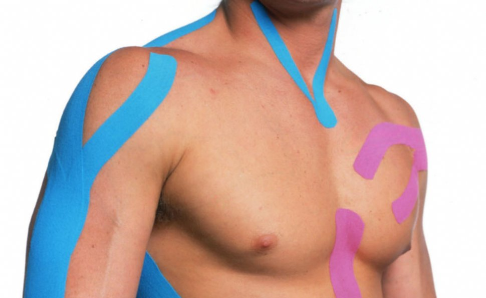 Vendaje neuromuscular la t cnica que se pega a la piel - Que colores pegan ...