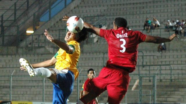 Perú dejo afuera a Brasil del Sudamericano Sub 20
