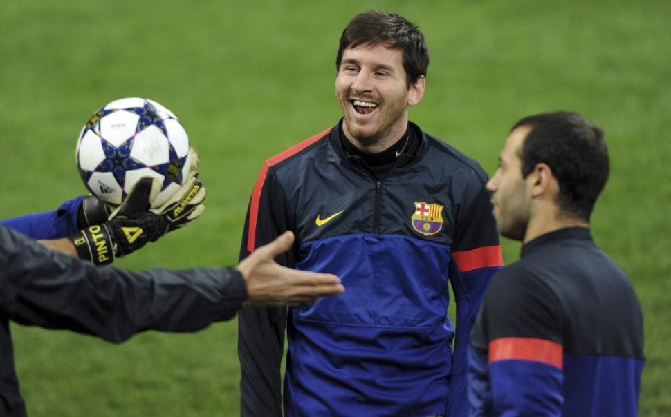 Messi los obsesiona la gaceta tucum n - Los italianos barcelona ...