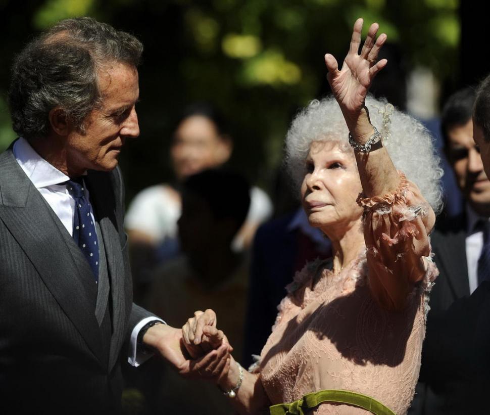 La Duquesa De Alba Necesita Plata Y Subasta Sus Muebles La Gaceta # Muebles Duquesa