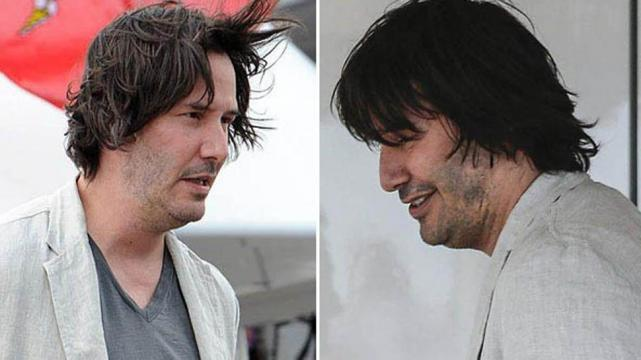 Al Abandono A Keanu Reeves Se Lo Vio Muy Distinto Que Muestra En