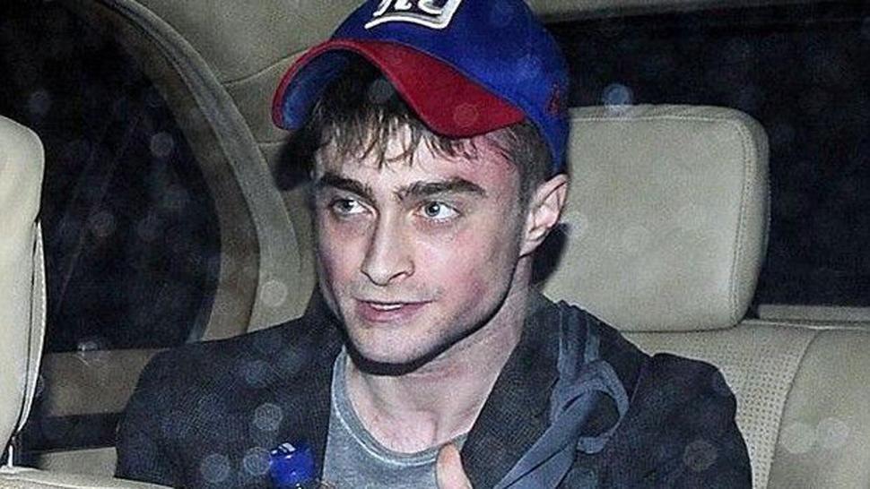 El actor de Harry Pott... Daniel Radcliffe Net