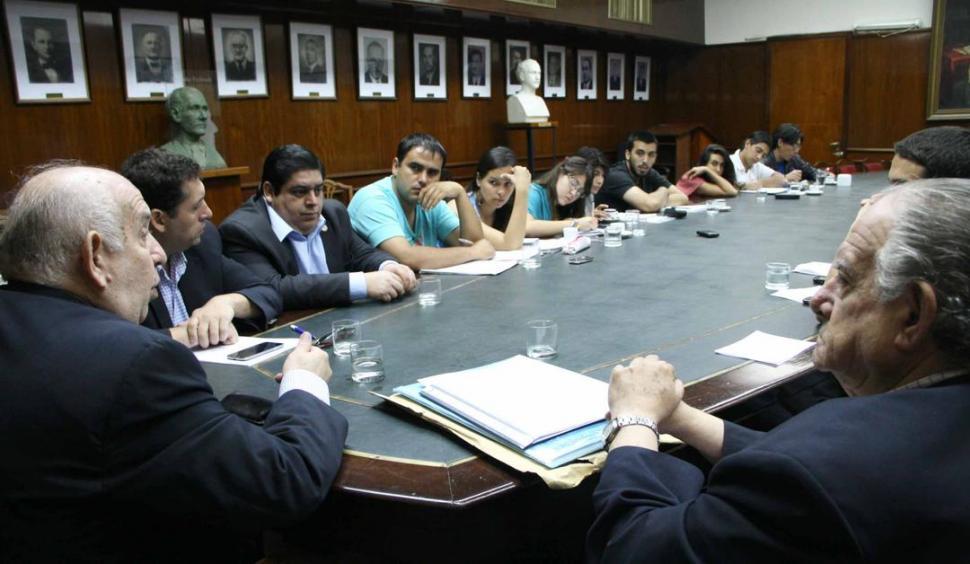 Comienzan los estudios t cnicos para el comedor la gaceta for Proyecto comedor universitario
