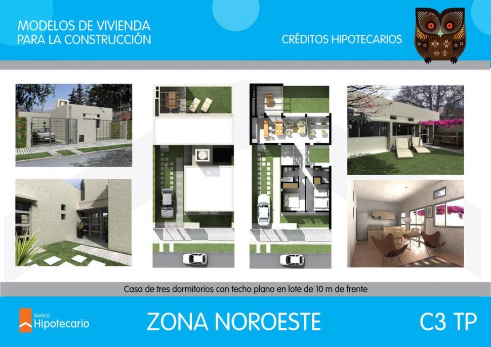 Creditos procrear noticias new style for 2016 2017 for Modelos casas procrear 2016