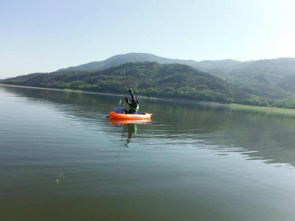 Kayak fishing un desaf o para los pescadores la gaceta for Kayak fishing louisiana