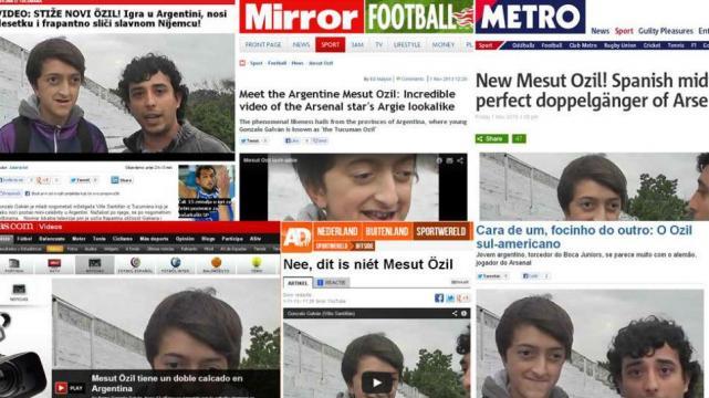 El Mesut Özil Tucumano