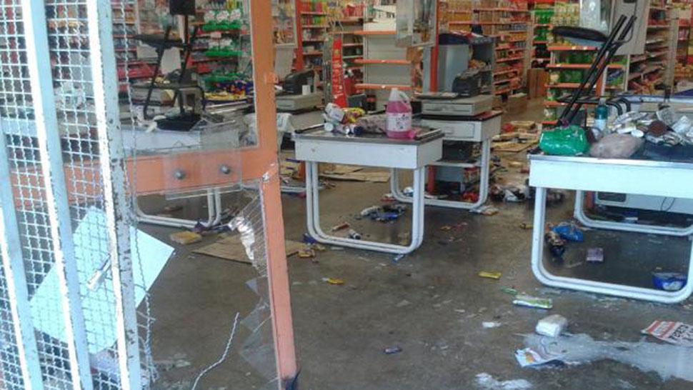 Saqueos en Córdoba