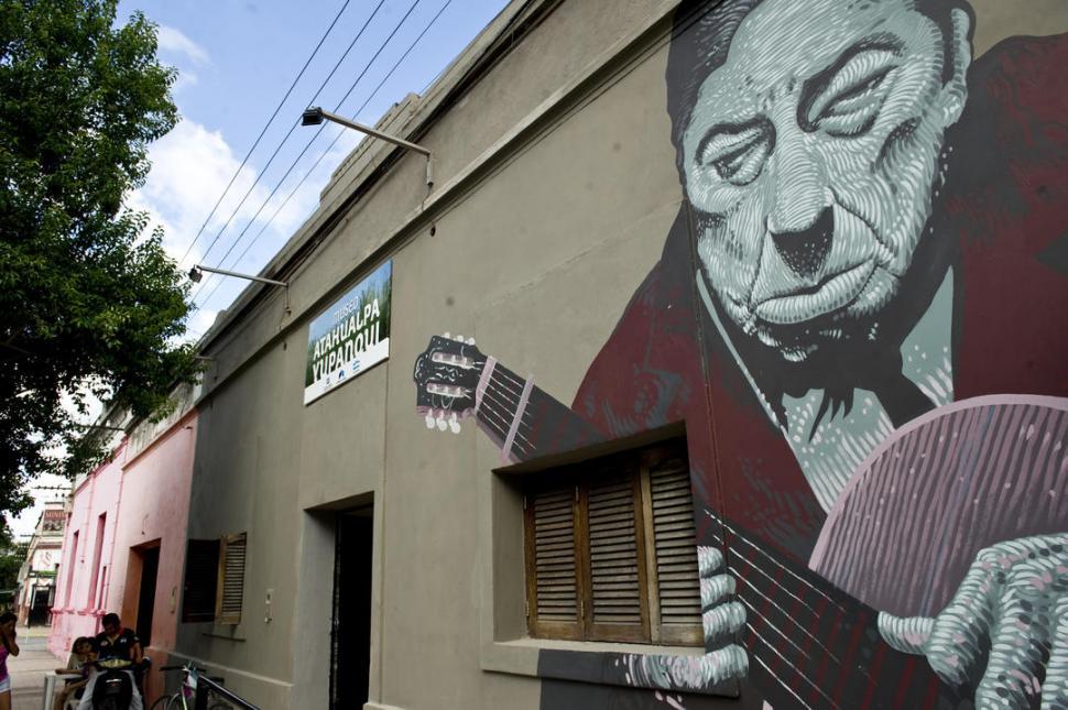 Reabren el museo atahualpa dedicado a difundir la vida y Casa de musica belgrano