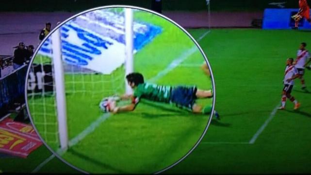 Tecnolog a en los deportes taringa for Offside en el futbol