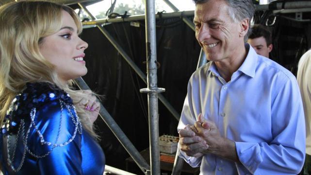 Violetta le cobró 400 mil pesos a Macri para...