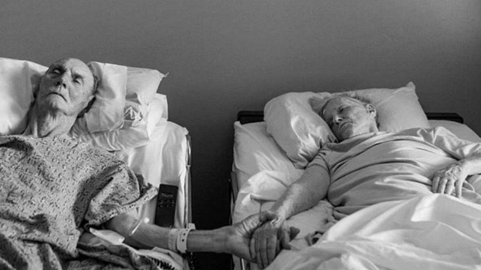 Conmovedor: Estuvieron Casados 62 Años Y Murieron Juntos