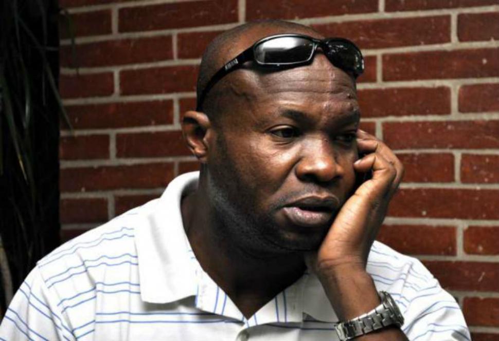 El Negro de Zaire, de la fama en 'ShowMatch' a vivir en un
