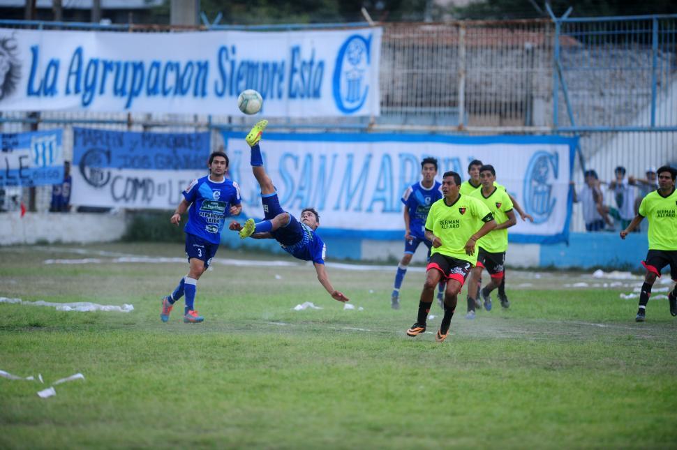 Atlético Concepción empató con Amalia y avanzó a la otra fase