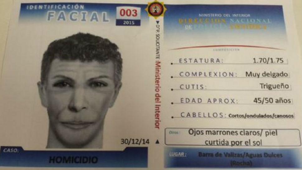 Difunden el identikit de un sospechoso por el crimen de for Pagina web ministerio interior