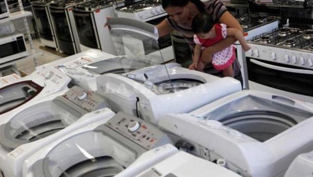 Compra de lavarropas plan gobierno