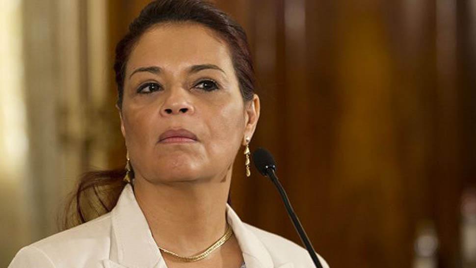 Renuncia la vicepresidenta de Guatemala - LA GACETA Tucumán