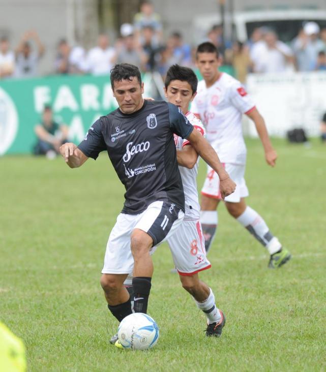 Concepción FC ganó y sigue muy firme arriba
