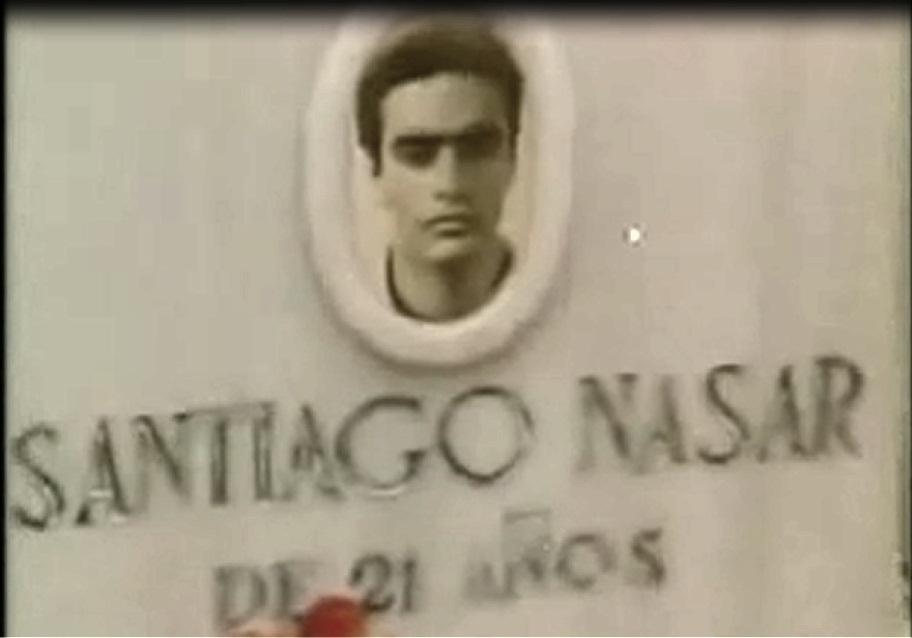 santiago nasar bayardo san roman Pocos conocen a miguel reyes palencia, pero en el mundo literario de garcía márquez todos conocen a bayardo, cayetano gentile y a santiago nasar.