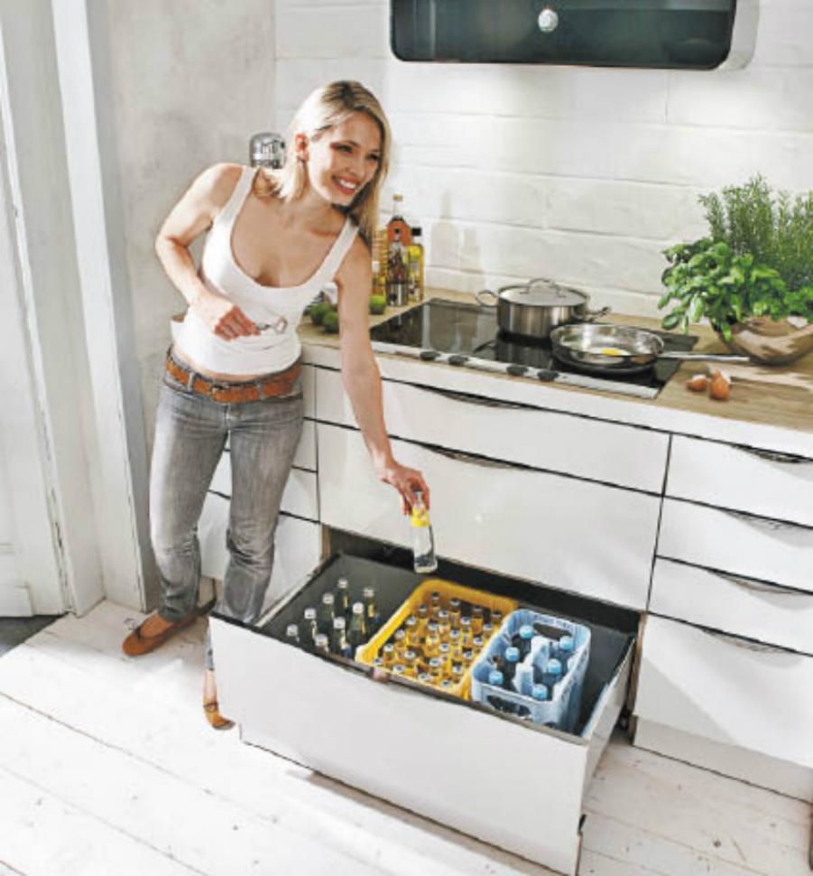 Aprovechar el espacio en cocinas peque as la gaceta tucum n for Aprovechar espacio cocina pequena