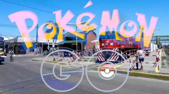 Jugaba al Pokémon Go y lo arrolló un tren en Buenos Aires
