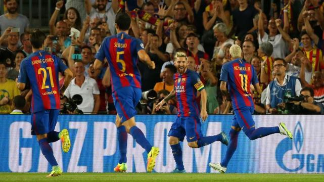 Barcelona aún no sabe cuantos minutos jugará Messi en Champions