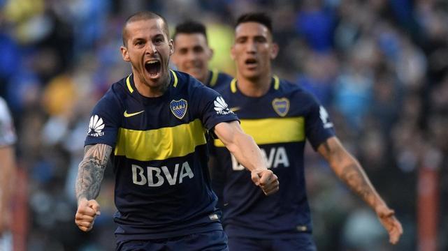 Boca recuperó la imagen y goleó a Quilmes