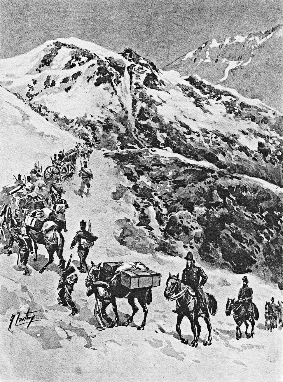 Ardua Tarea De San Mart N En 1816 La Gaceta