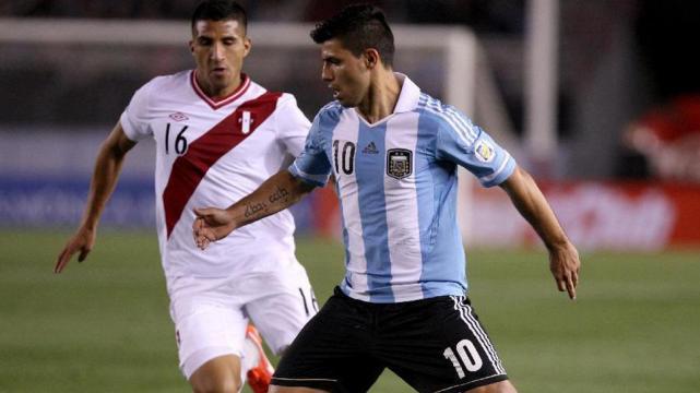 Este sería el once de la Selección Peruana — Perú vs Argentina