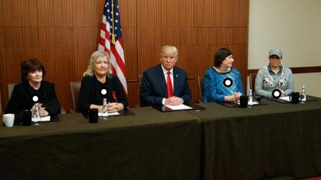 Más ataques que disculpas — Clinton vs Trump