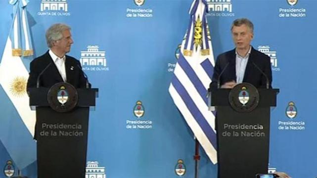 """""""Venezuela, en estos términos, no puede ser parte del Mercosur"""""""