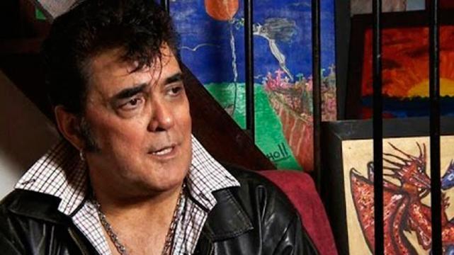 Murió el cantante de cumbia 'Pocho la Pantera'