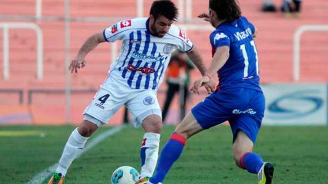 Godoy Cruz derrotó a Tigre en un entretenido partido, en Mendoza