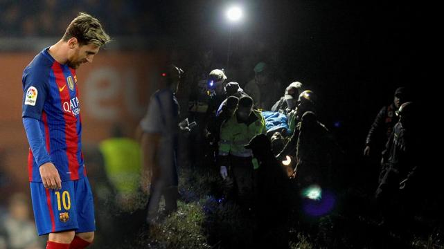 Messi expresa sus condolencias a familiares de las víctimas del Chapecoense