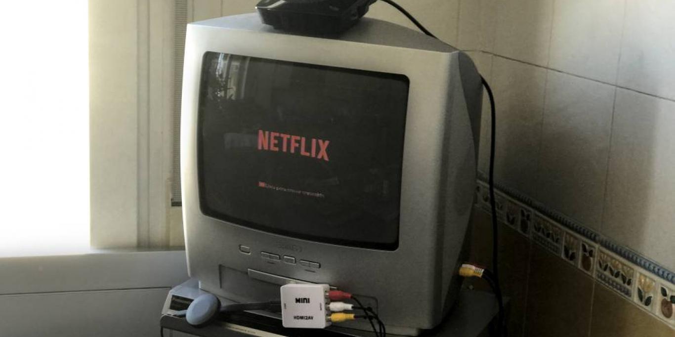 El dispositivo que transforma tu televisor viejo en un for Fotos de televisores