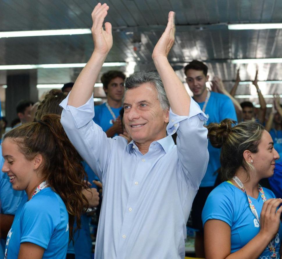 Macri inaugura el período de sesiones ordinarias del Congreso